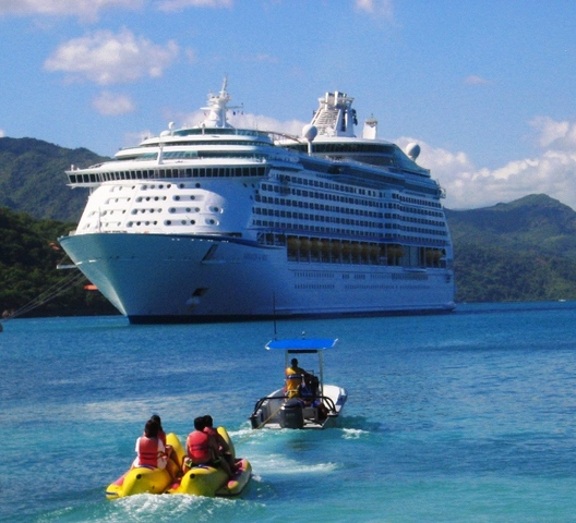 Cruise in the Bahamas