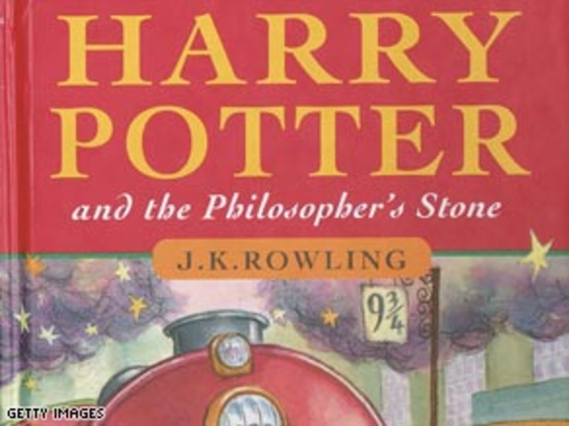 first read harry potter