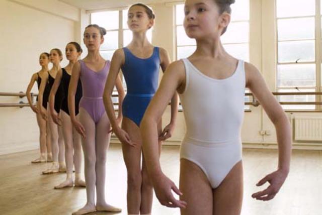 Started ballet