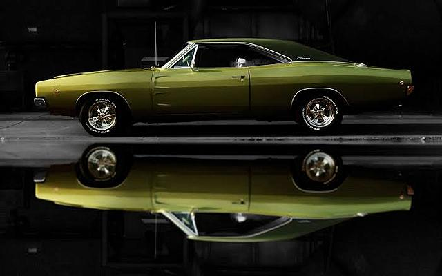 DODGE CHARGER 1964