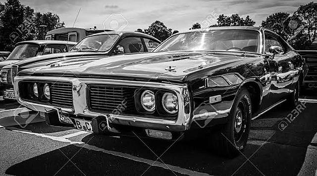 Dodge Charger Magnum Six-Pack de 1970