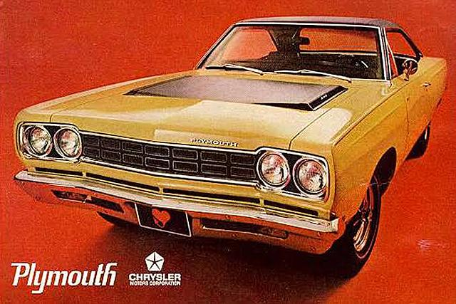 1977 CHARGER ROAD RUNNER