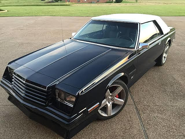 CHARGER 1980