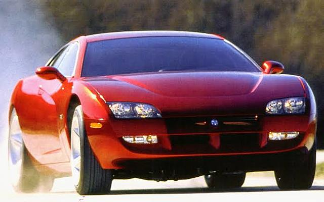 CHARGER 1999 (1999 concept