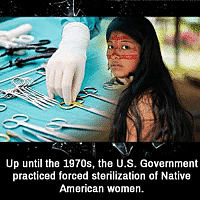 Study finds American Indian women forcibly sterilized: 1974