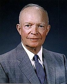 Eisenhower a EUA, 1953