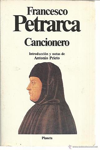 Francesco Petrarca publica su Cancionero