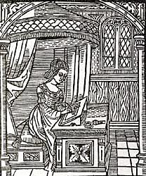 Diego de San pedro escribe  Cárcel de amor