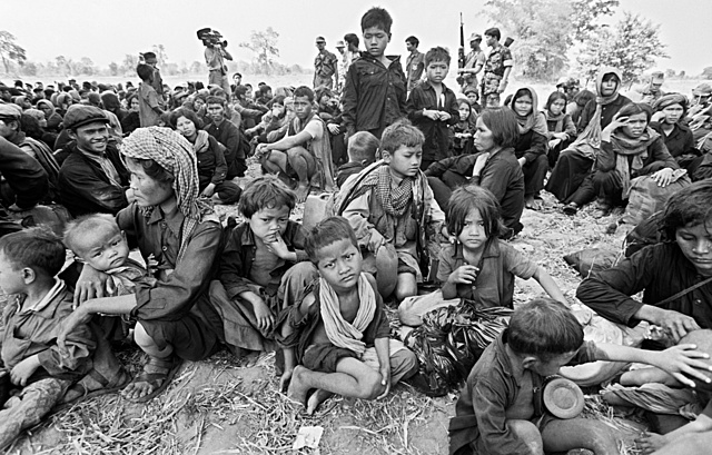 GUERRA CIVIL A CAMBODJA (1967-1975) i GENOCIDI (1975-1979)