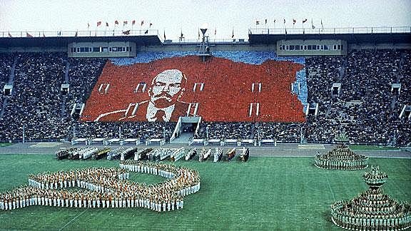 OLIMPÍADES DE MOSCOU (1980)