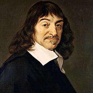Renee Descartes Founded School of Rationalism