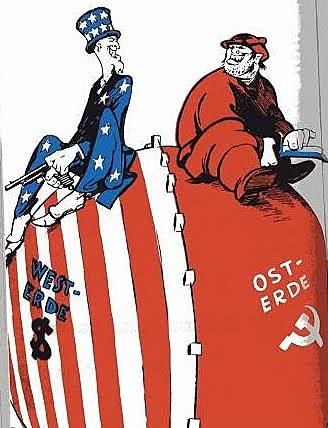 Els orígens de la tensió i ruptura, 1945-1948 (1r fase)