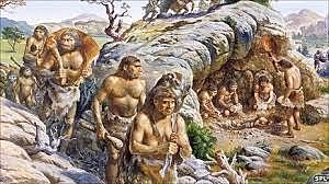 Aparición de los Primeros Homínidos