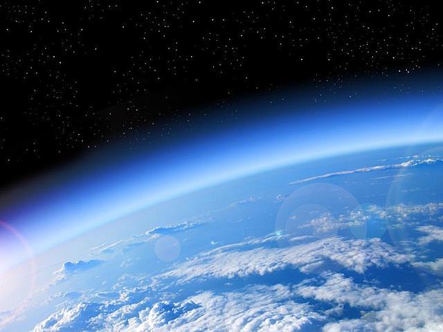 Formación de la Capa de Ozono