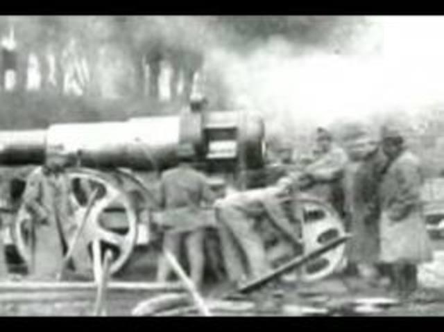 Austria- Hungary Declares War on Serbia.