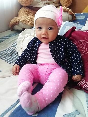 nacimiento de mi segunda sobrina