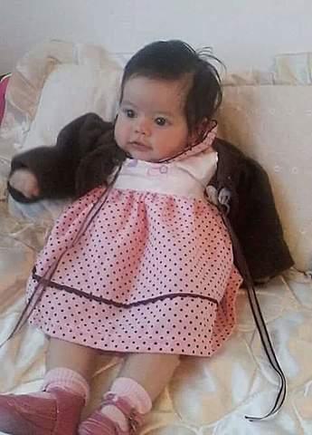 nacimiento de mi primer sobrina