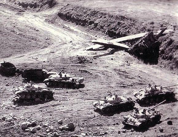 Quarta Guerra Àrabo-israeliana: Guerra del Yom Kippur