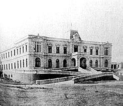 Primer Hospital Psiquiátrico del Nuevo Mundo