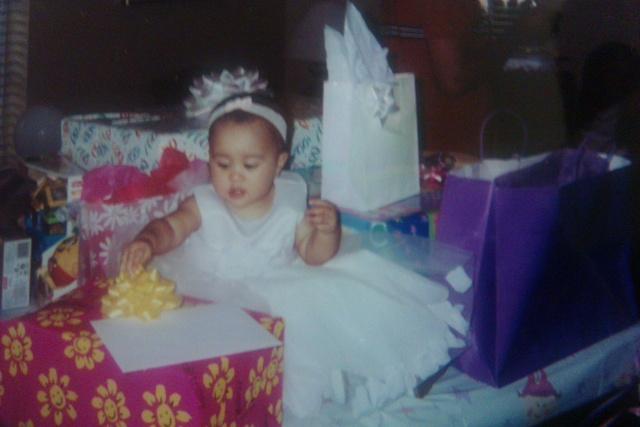 My 1st Birthday