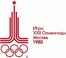 Olímpiades Moscou, 1980
