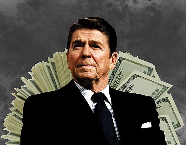 Canvis en la política de R. Reagan