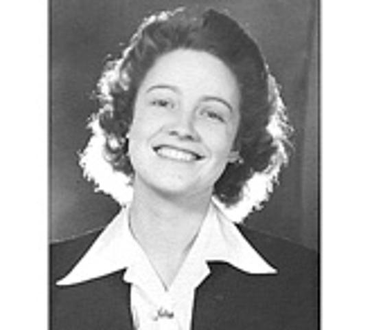 Mary Davis y May Kennedy