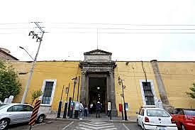 Hospital Civil Fray Antonio Alcalde Y Barriga