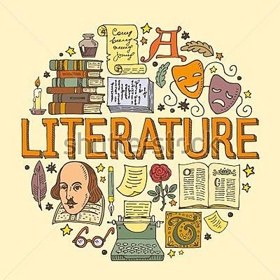 English Literature timeline