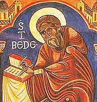 The Venerable Bede (673 - 735)