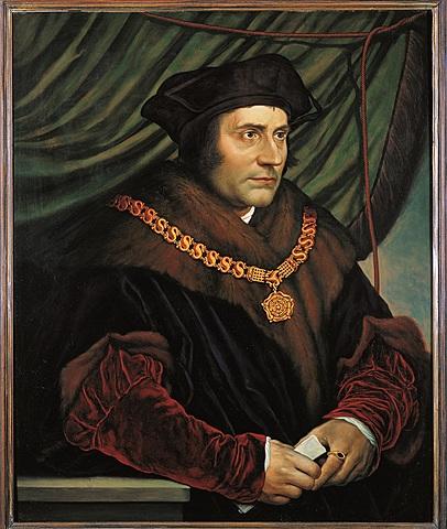 Erasmus and Thomas More