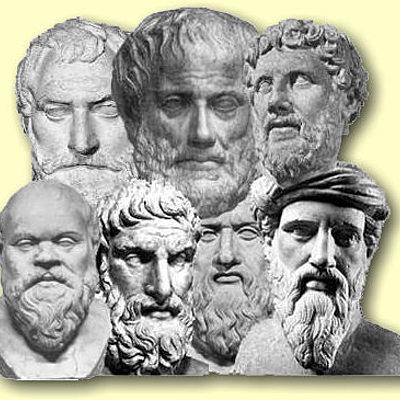 13 filósofos que cambiaron el mundo timeline