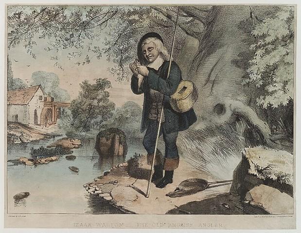 Izaak Walton (1593 - 1683)