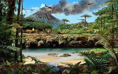 La Cuarta Extinción Masiva: Triásico-Jurásico