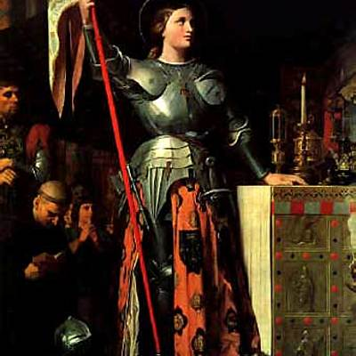 Joan of Arc's life timeline