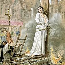 Joan of Arc was executed