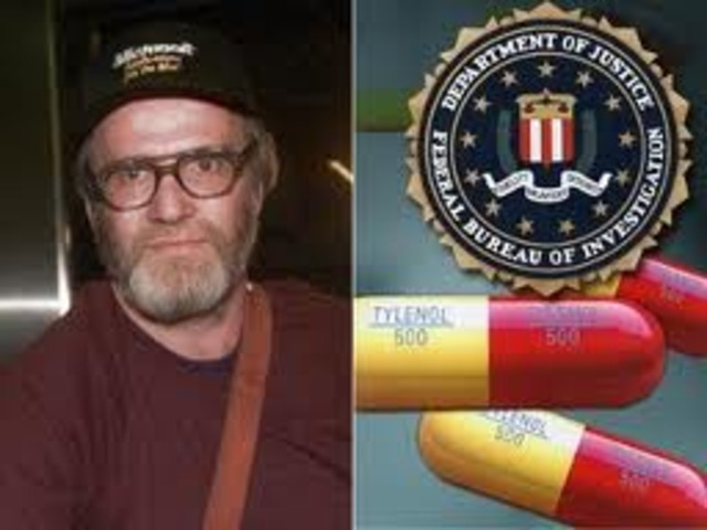 Lunes. James Burke se reuene con director el de FDA y director de FBI para retiro nacional del todas las capsulas