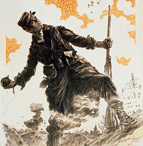 França declara la guerra a Àustria-Hongria.