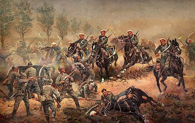 Batalles de Tannenberg i Lemberg.