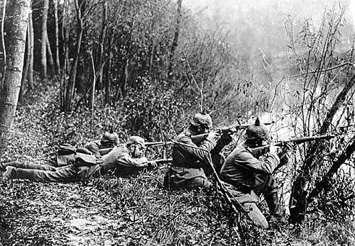 Guerra a l'Aisne.