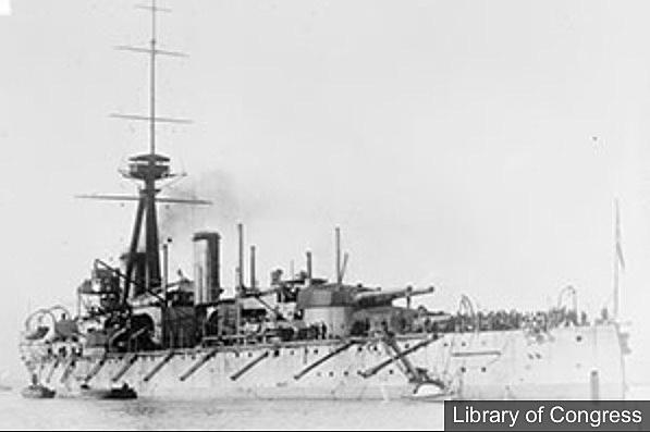 Guerra al mar.