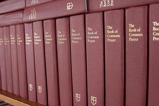 Book of Common Prayer noun