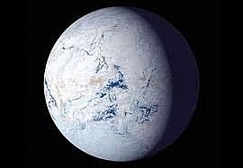 Primera Gran Glaciación.