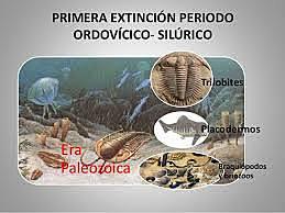 Primera Extinción Masiva.