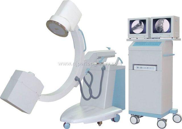 Le machine de rayon-X la plus récent!