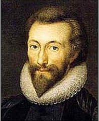 John Donne, England's leading Metaphysical poet