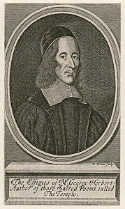 George Herbert's only volume of poems, The Temple, is published posthumously
