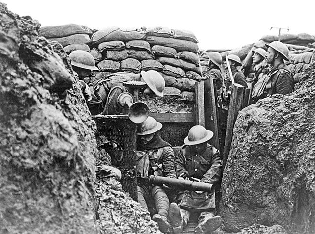 Batalla de Verdun.