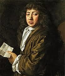 On the first day of the new year Samuel Pepys gets up late, eats the remains of the turkey and begins his diary