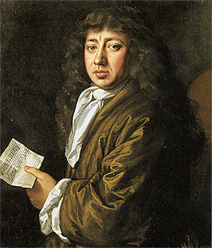 Samuel Pepys ends his diary, after only writing it for nine years